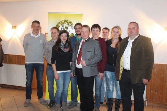 Absolvententag 2016 - Vorstand