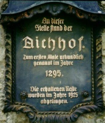 Aichhoftafel