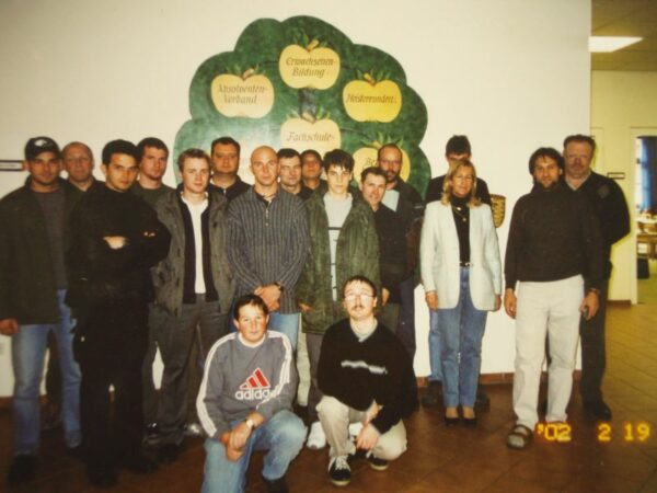 1. Prüfung - 22. Februar 2002