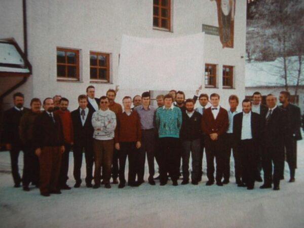 1. Prüfung - 13. Dezember 1991