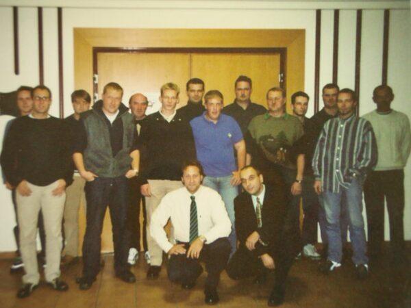 2. Prüfung - 08. November 2002