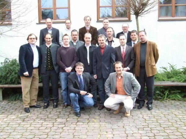 2. Headgreenkeeperprüfung - 25. März 2008