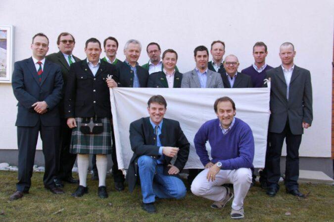 3. Headgreenkeeperprüfung - 21. März 2011