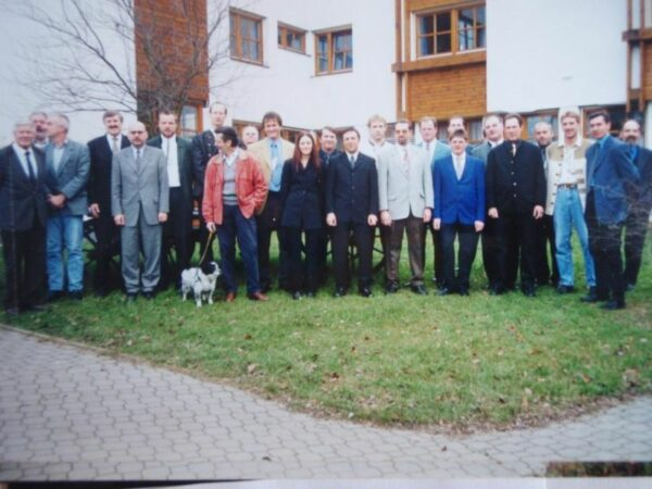 Jubiläum 10 Jahre Greenkeeper-Kurse (1. Kurs - 1990)