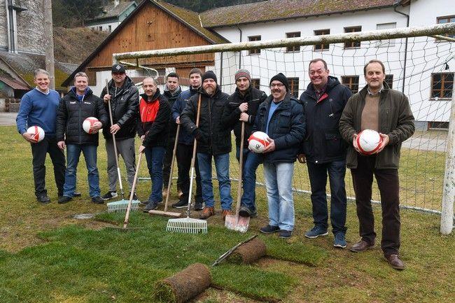 1. Sportplatzwartkurs - Wintermodul - Jänner 2020