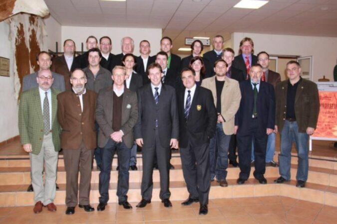 Jubiläum 20 Jahre Gründung der Greenkeeperakademie (02.12.1989)