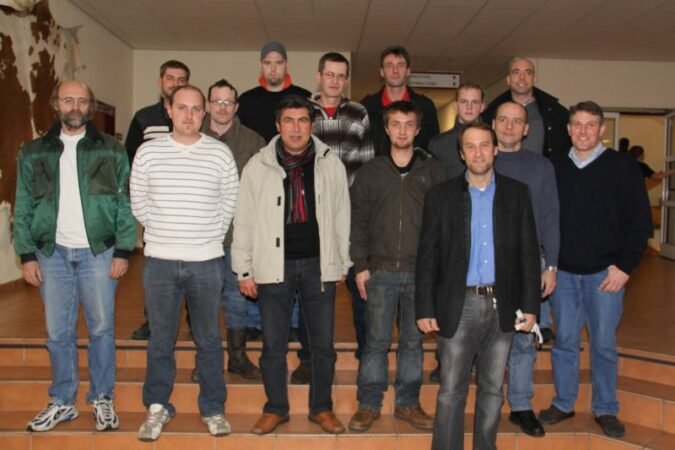 16. Prüfung - 12. November 2010