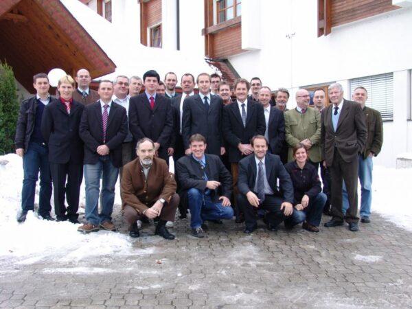 Jubiläum Greenkeeper-Kurse (1. Kurs - 1990)