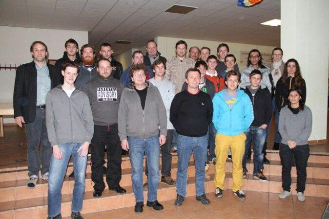 20. Prüfung - 11. Jänner 2013