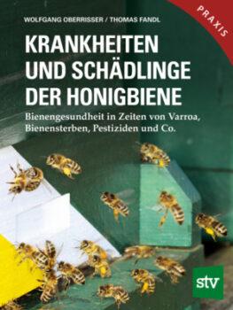 STV Krankheiten und Schädlinge der Honigbiene.indd